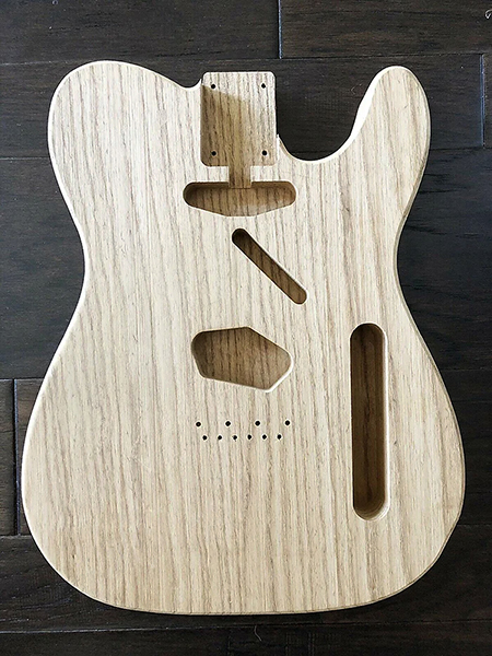 50's Tele Replacement Body